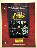 World History, Holt, Rinehart and Winston Staff, 0030657466