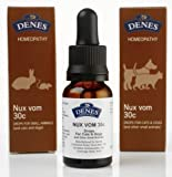 Denes Homeopathy Nux Vomica Drops 15Ml