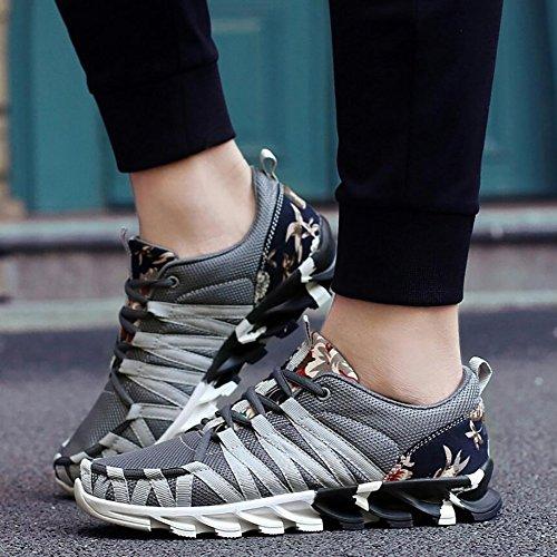 Paar Outdoor Damenschuhe Atmungsaktive Größe Casual Farbe Schuhe Laufschuhe Neue Turnschuhe Wanderschuhe Mesh 38 B C Herrenschuhe Mesh Dicksohlen w8ZqCztX