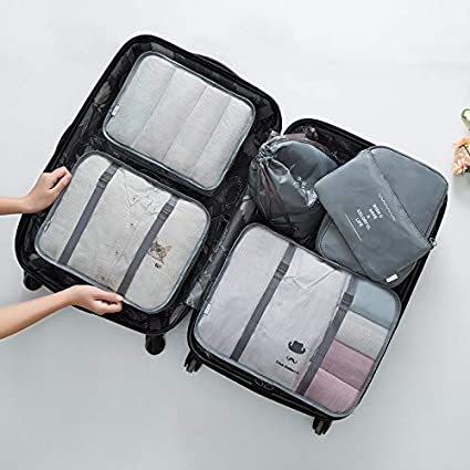 Amazon.com: Saasiiyo 6 piezas bolsa de almacenamiento de ...