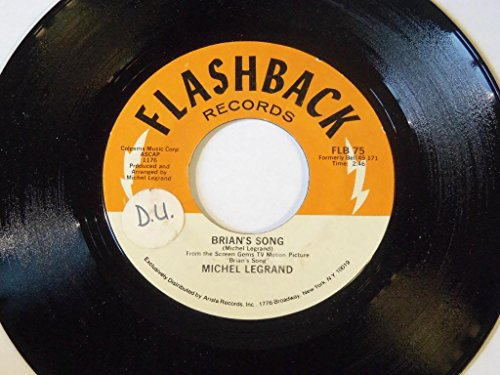 """Price comparison product image Jesus Christ Superstar / Day By Day / Brian's Song 7"""" 45 - Flashback - FLB 75"""