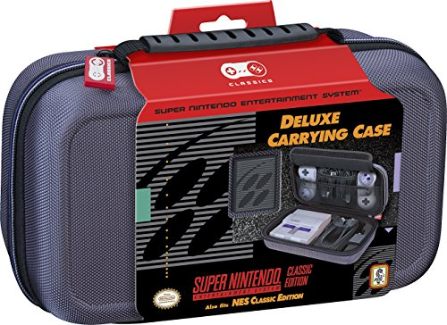 Nintendo Deluxe Travel Case  for SNES and NES Classic Editions