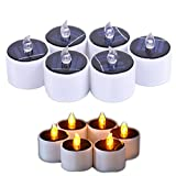 Solar Tealight LED Tea Lights