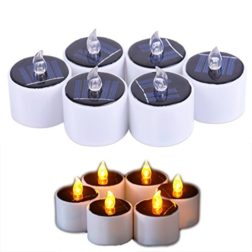 Outdoor Solar Candle Lights in US - 3