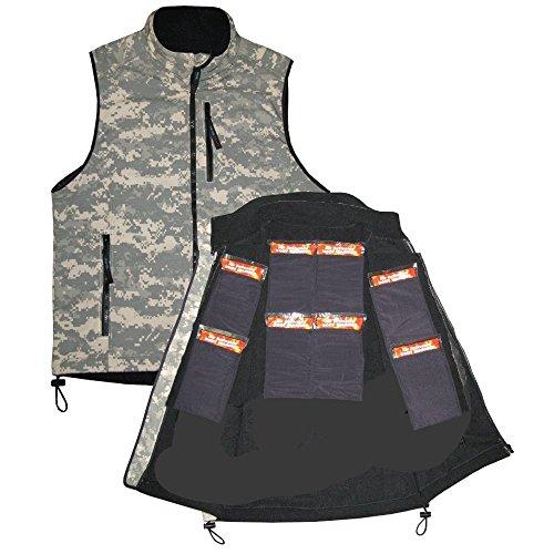 army digital camo vest - 9