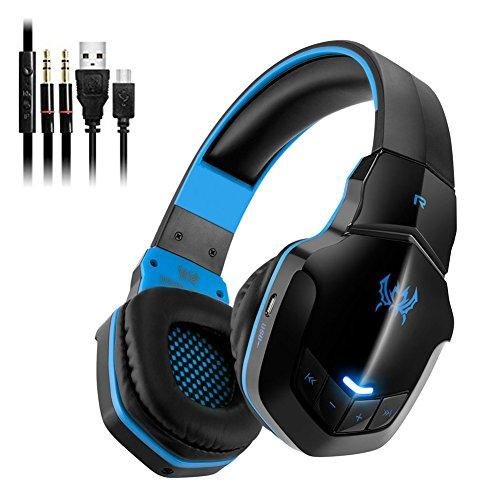Bluetooth Headphones Wireless Microphone Earphone Computer product image