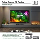 Elite Screens Sable Frame B2 120-INCH Projector