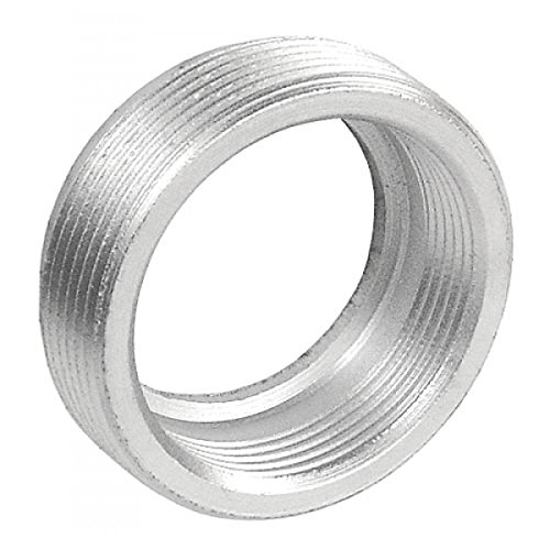 5 Pcs, 1 to 1/2 In. Zinc Plated Steel Reducing Bushing for Excellent Corrosion Protection In Damp Locations by Garvin (Image #1)