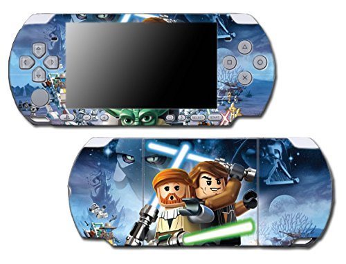 with Star Wars Sony PSP Games design