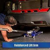 Arcan 2 Ton Aluminum Quick Rise Floor Jack ALJ2T