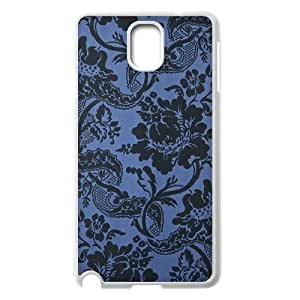 Blue Flowers DIY Cover Case for Samsung Galaxy Note 3 N9000,personalized phone case ygtg611883 by mcsharks