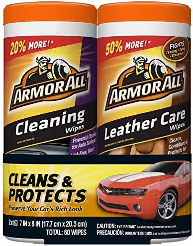 Armor All 18781 Cleaning Leather