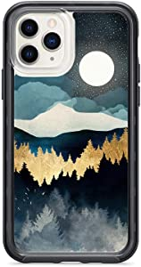 Kaidan iPhone 11 Pro Max Starry Sky 5 5S SE 6S 6 Forest Nature Case Full Moon 8 7 Plus XR X XS Samsung Galaxy S10e S10 Lite Note 9 8 Ladscape S10 + S9 S8 Mountain Clouds Google Pixel 3 XL 2 appd251