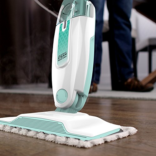 Shark Steam Mop Hard Floor Cleaner for Cleaning and Sanitizing with XL Removable Water Tank and 18-Foot Power Cord (S1000A) by Shark (Image #2)