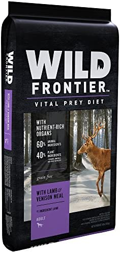 WILD FRONTIER VITAL PREY Dry Dog Food