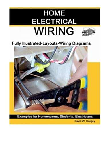 home electrical wiring a complete guide to home electrical wiring rh amazon com electrical wiring diagram books pdf Electrical Conduit Installation