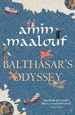 book cover of Balthasar\'s Odyssey