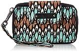 Vera Bradley Women's Smartphone Wristlet 2.0 Sierra Stream Handbag