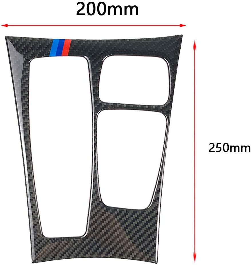 For BMW 1 2 3 4 Series 16-17 ABS Multimedia Switch Button Panel Cover Trim Frame