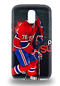 Galaxy Skin 3D PC Case Cover For Galaxy S4 Popular NHL Montreal Canadiens P.K. Subban #76 Phone 3D PC Case ( Custom Picture iPhone 6, iPhone 6 PLUS, iPhone 5, iPhone 5S, iPhone 5C, iPhone 4, iPhone 4S,Galaxy S6,Galaxy S5,Galaxy S4,Galaxy S3,Note 3,iPad Mini-Mini 2,iPad Air )
