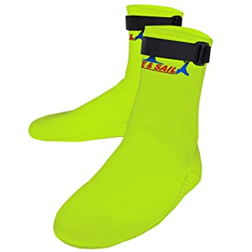 Dive & Sail antideslizante de neopreno de 3 mm Calcetines de Buceo Esnórquel, color -