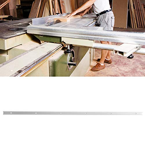 Woodworking Tool Durable T-Track Slide Slab, T-Slot Miter Track Jig, for Band Saws Routers(1m T slot)