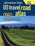 American Map US Travel Road Atlas