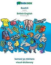 BABADADA, Swahili - British English, kamusi ya michoro - visual dictionary: Swahili - British English, visual dictionary