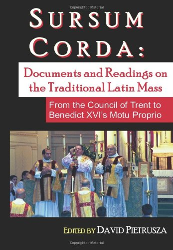 Sursum Corda Documents Readings Traditional