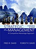 amazon advantage - Strategic Management: A Competitive Advantage Approach, Concepts and Cases (16th Edition)