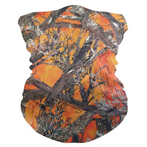 True Timber Camo Balaclava Womens Headband Scarf Mens Versatile Bandana, Muffler, Neck Gaiter, Magic, Headwrap Collars