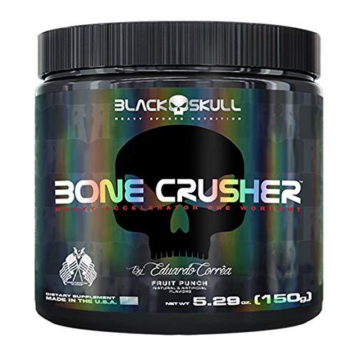 Bone Crusher 150gr - Black Skull