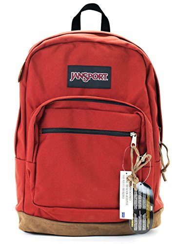 Jansport Right Pack backpack (high risk red)