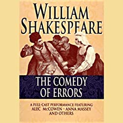 Comedy of Errors (Unabridged)