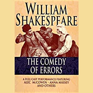 Comedy of Errors Performance