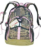 18.5″ Oakwood Outdoors Camo Large Weather Resistant Deluxe Waterproof Backpacks with Durable 600 D Polyester and Multi Pockets (Camo/Pink) Review