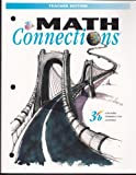 Math Connections Year 3B, William P Berlinghoff, Clifford Sloyer, Eric F Wood, 1891629875