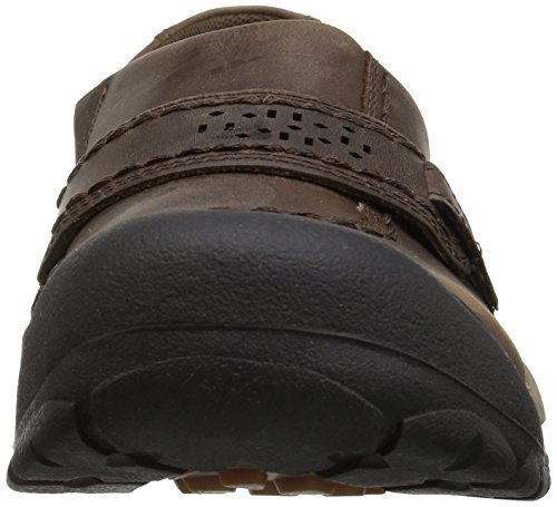 Grain Slip Femmes Kaci Full de Brown on Keen Slip on Shoes Cascade EqXSU