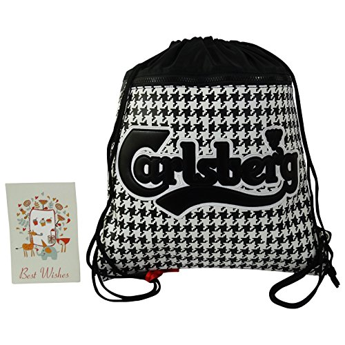 carlsberg-drawstring-kid-backpack-daypack-black-white
