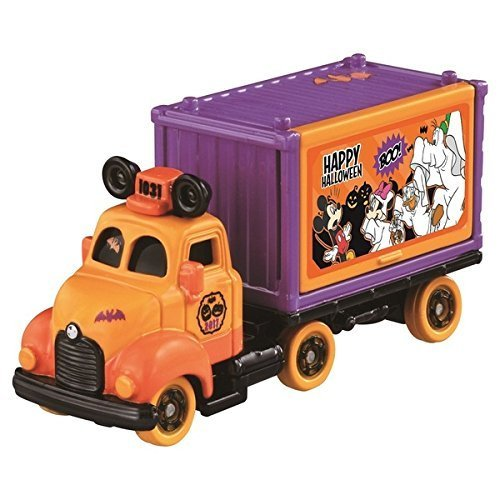 Japan Import Disney Motors Seven & i special specification car dream carry Halloween Party 2017 Tomica -