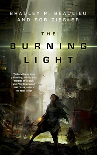 Download PDF The Burning Light
