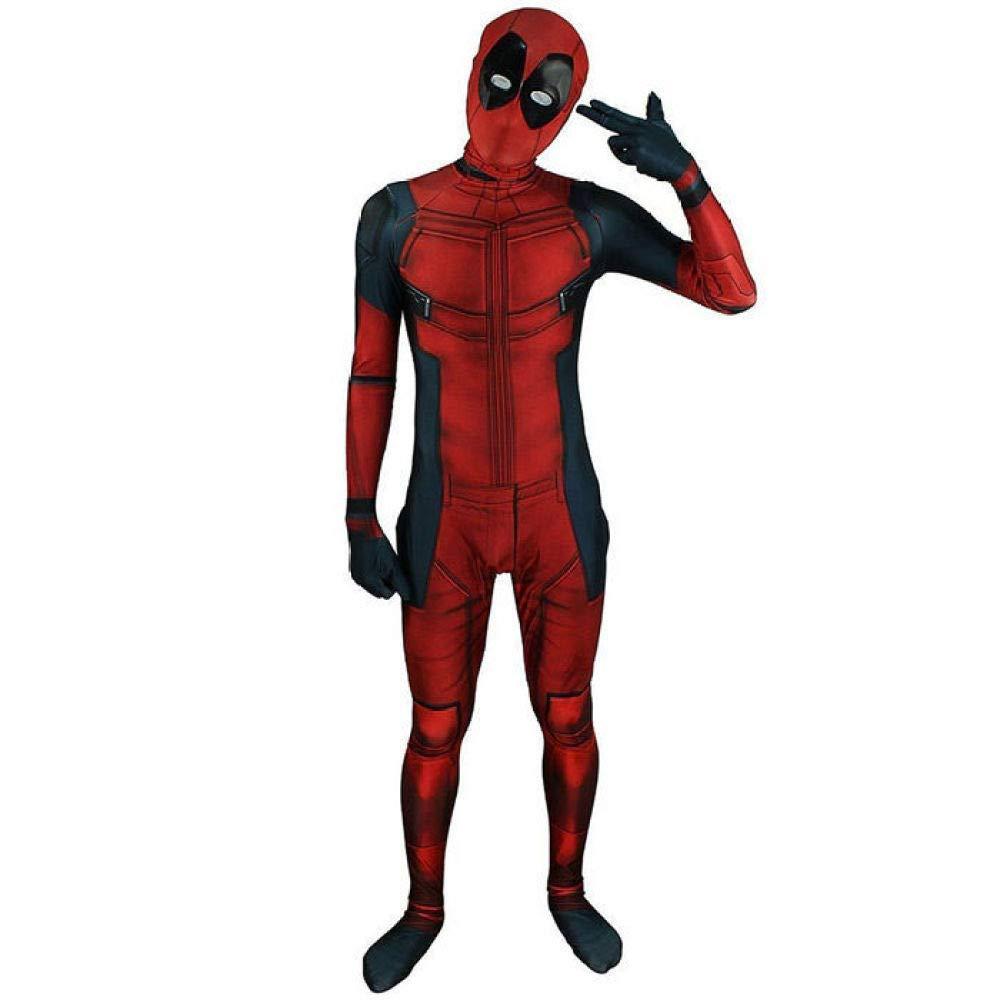 The Amazing Spider Man Costume Kids Adulto Spandex Adulto Disfraces 3D Cosplay Ropa para Un Niño Increíble Spiderman