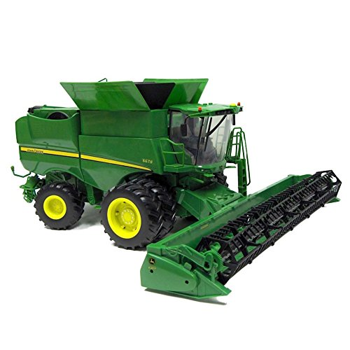 Ertl Big Farm 1:16 John Deere S670 Combine