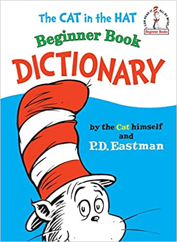 amazon the cat in the hat beginner book dictionary beginner books