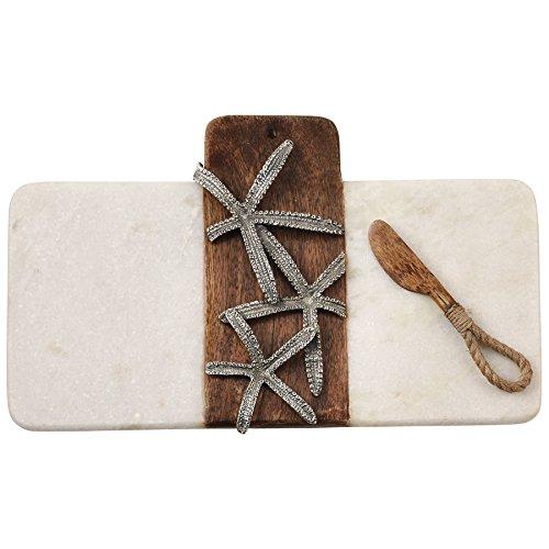 Mud Pie 4751058 Starfish Marble