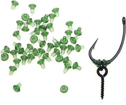 Hook Stops Beads Carp Fishing Stoper Fishing Hair Chod Pop UP Boilies Stop