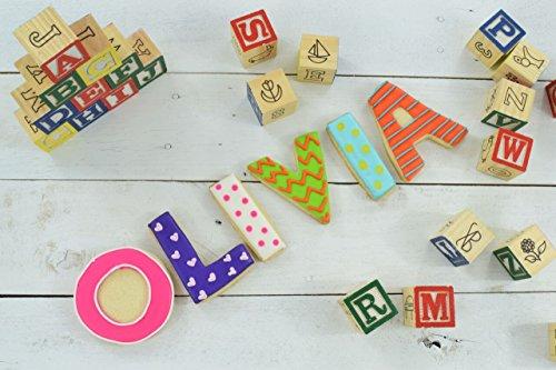 R&M International 1954 Alphabet 3'' Cookie Cutters, 26-Piece Set in Gift Box by R & M International (Image #1)