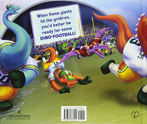 Dino-Football (Carolrhoda Picture Books) (Dino-Sports) by Carolrhoda Books (Image #2)