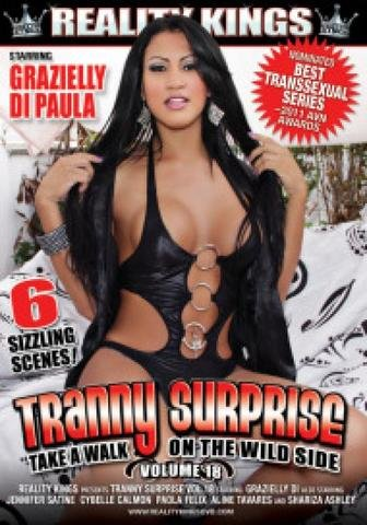 Tranny surprise isabeli