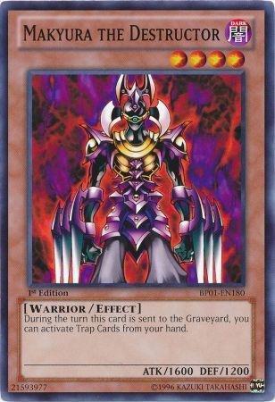 Free Yu-Gi-Oh! - Makyura the Destructor - Battle Pack: Epic Dawn - 1st Edition - Common